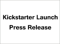 Kickstarter Launch Press Release